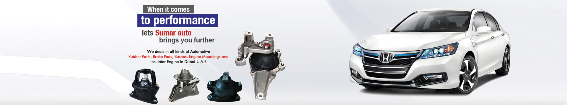 Automotive Spare Parts and Automotive Spare Dealer in UAE